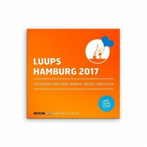 Broschiertes Buch »LUUPS Hamburg 2017«