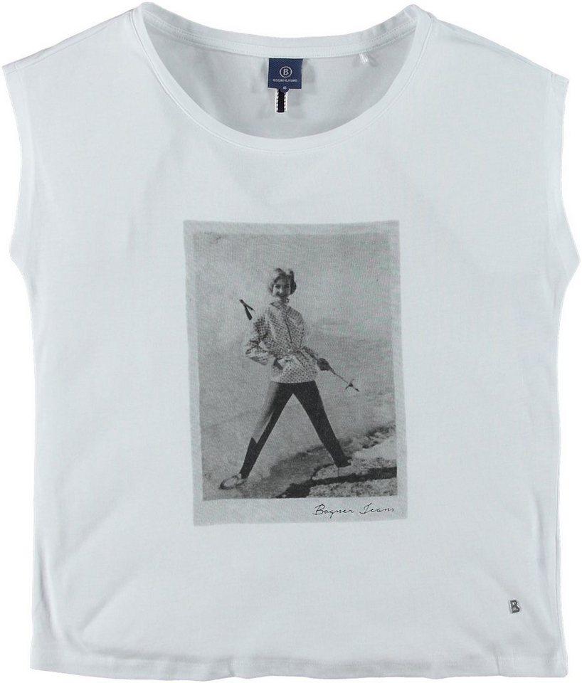 Bogner Jeans Shirt in white