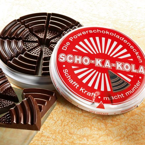 SCHO-KA-KOLA Schokolade Scho-Ka-Kola (Packung, 4tlg.)