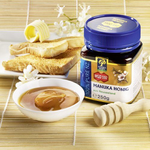 Manuka Health Manuka-Honig MGO™ 550+