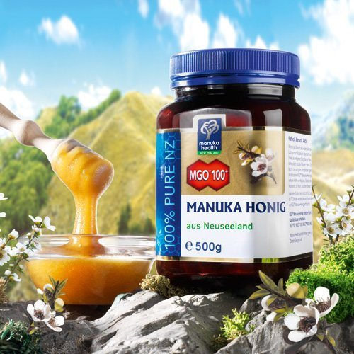 Manuka Health Manuka Honig MGO™ 100+