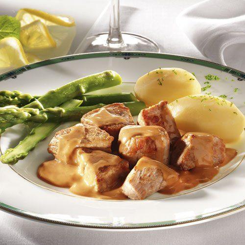 Englert Gulasch aus Kalbfleisch