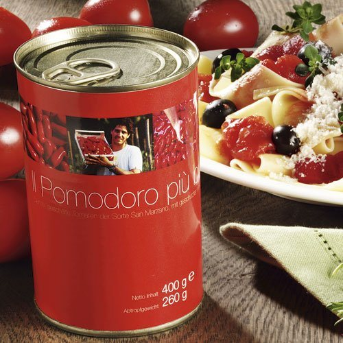 Viani Tomaten San Marzano (Packung, 3tlg.)