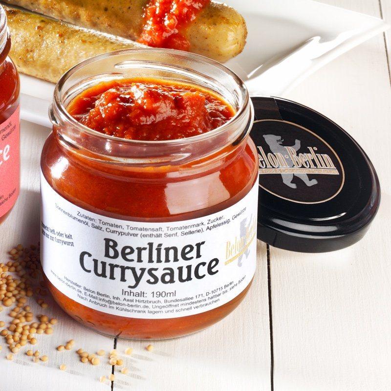 Belon Berlin Berliner Currysauce