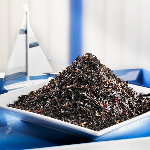 Schrader Tee Nr. 29 Schwarzer Tee Ostfriesland Greetsiel Bio