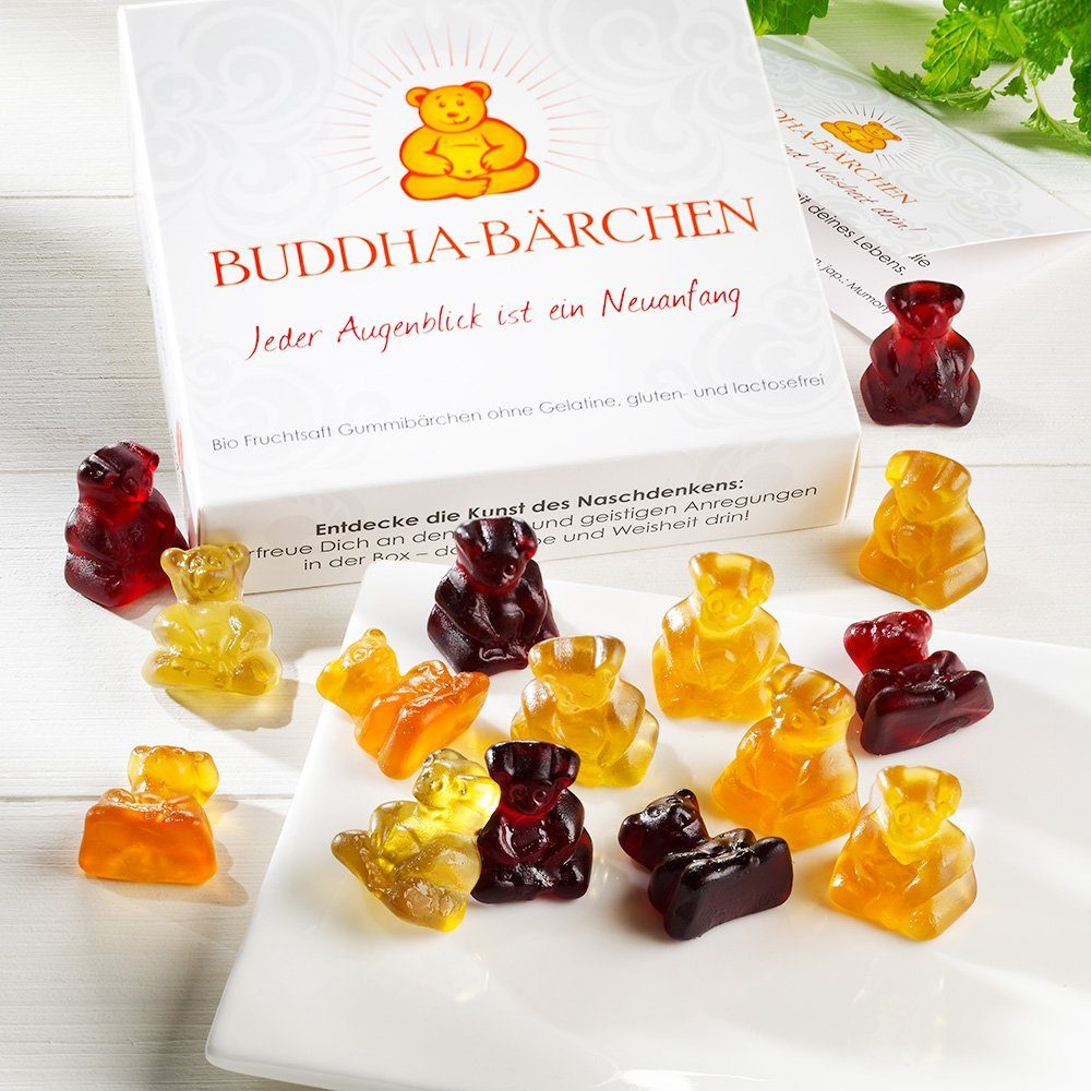 mind sweets Buddha-Bärchen Bio