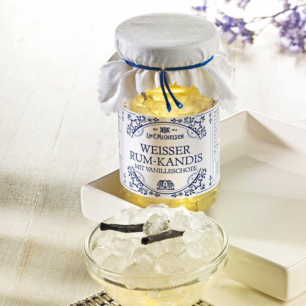 L.W.C. Michelsen Kandis mit Rum und Vanille