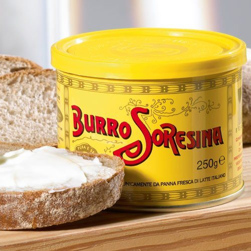 Viani Sahne Butter aus der Lombardei