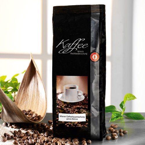 Schrader Kaffee Wiener Kaffeehausmischung Bio