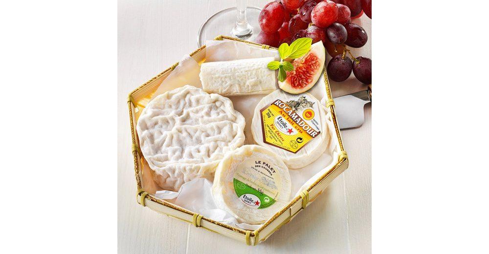 Fromi Französische Käse-Kompositionen