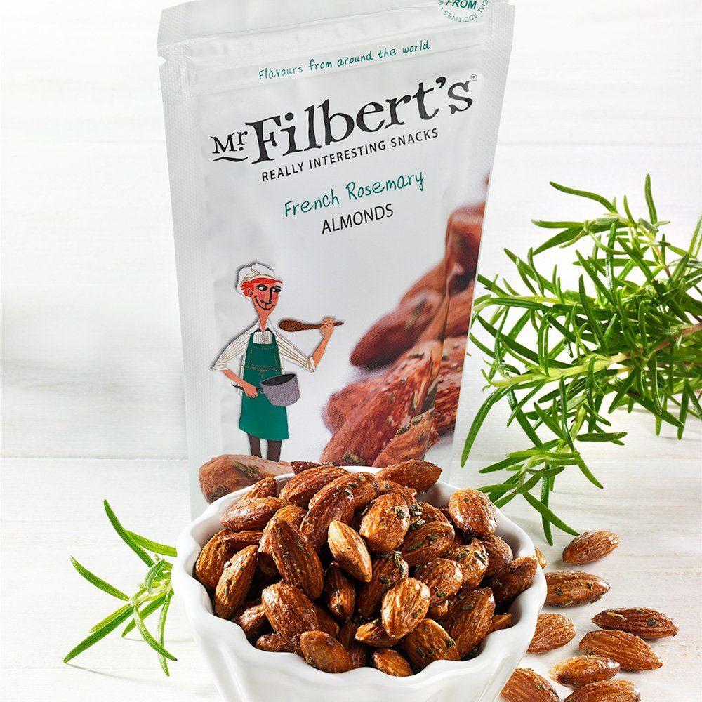 Mr. Filbert's Mr. Filbert's geröstete Mandeln mit Rosmarin