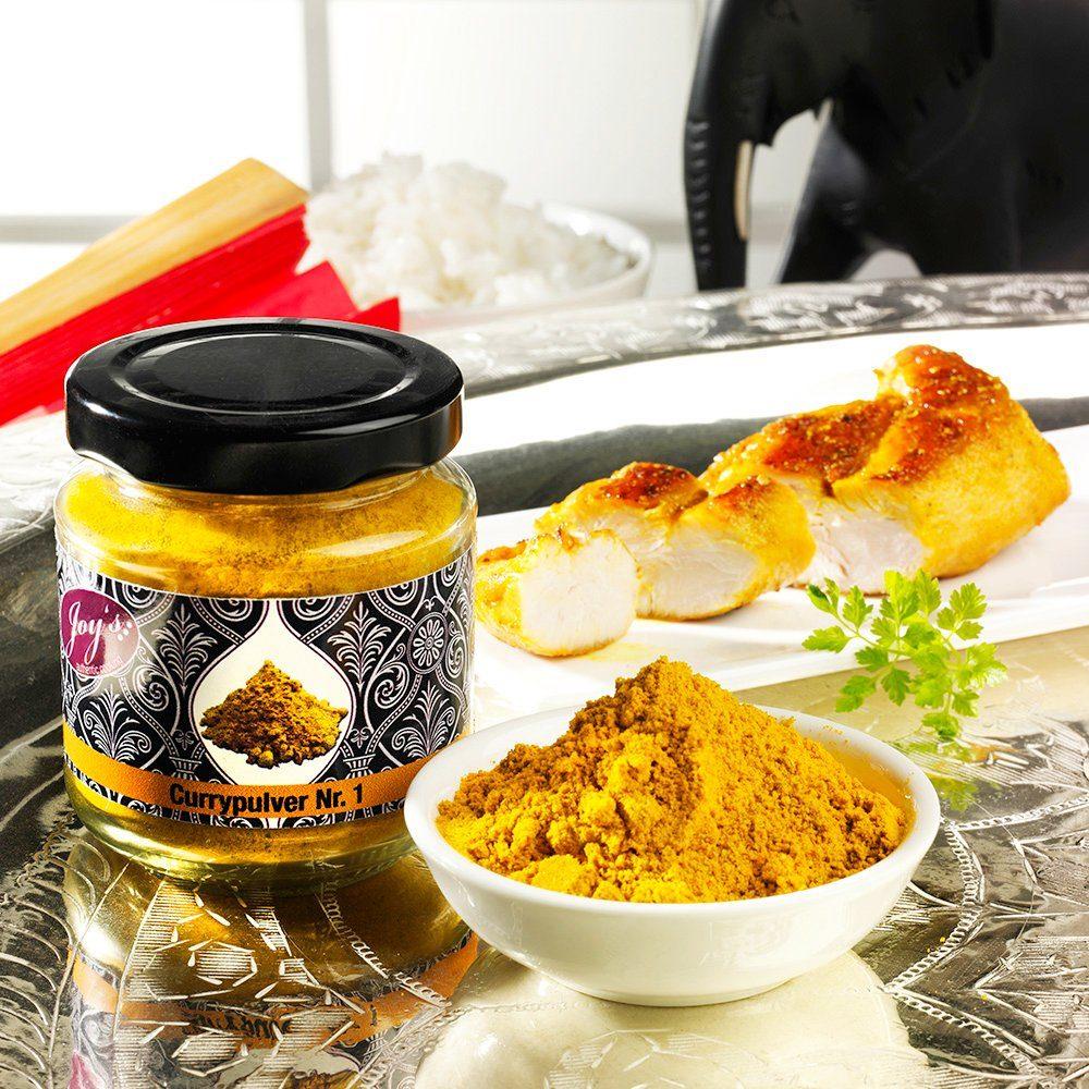 Joy's Currypulver Nr. 1