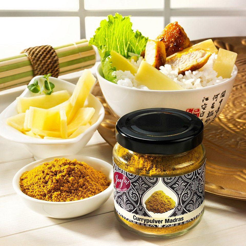 Joy's Currypulver Madras