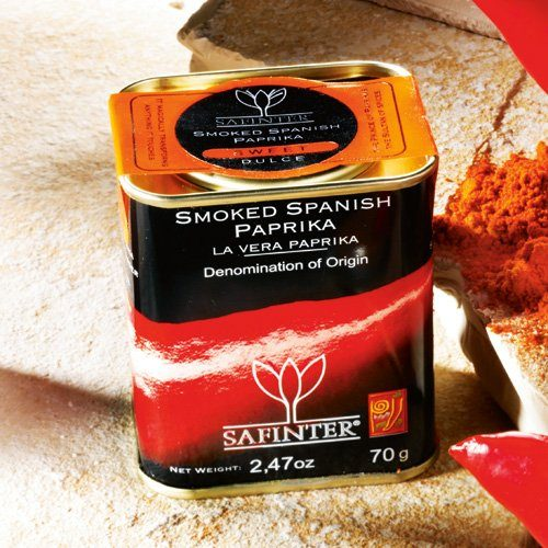 Safinter Geräuchertes Paprikapulver DO süß aus Extremadura