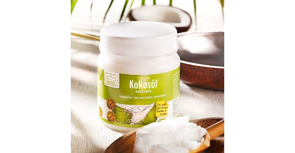 Danlee Kokosöl extra nativ 500 ml