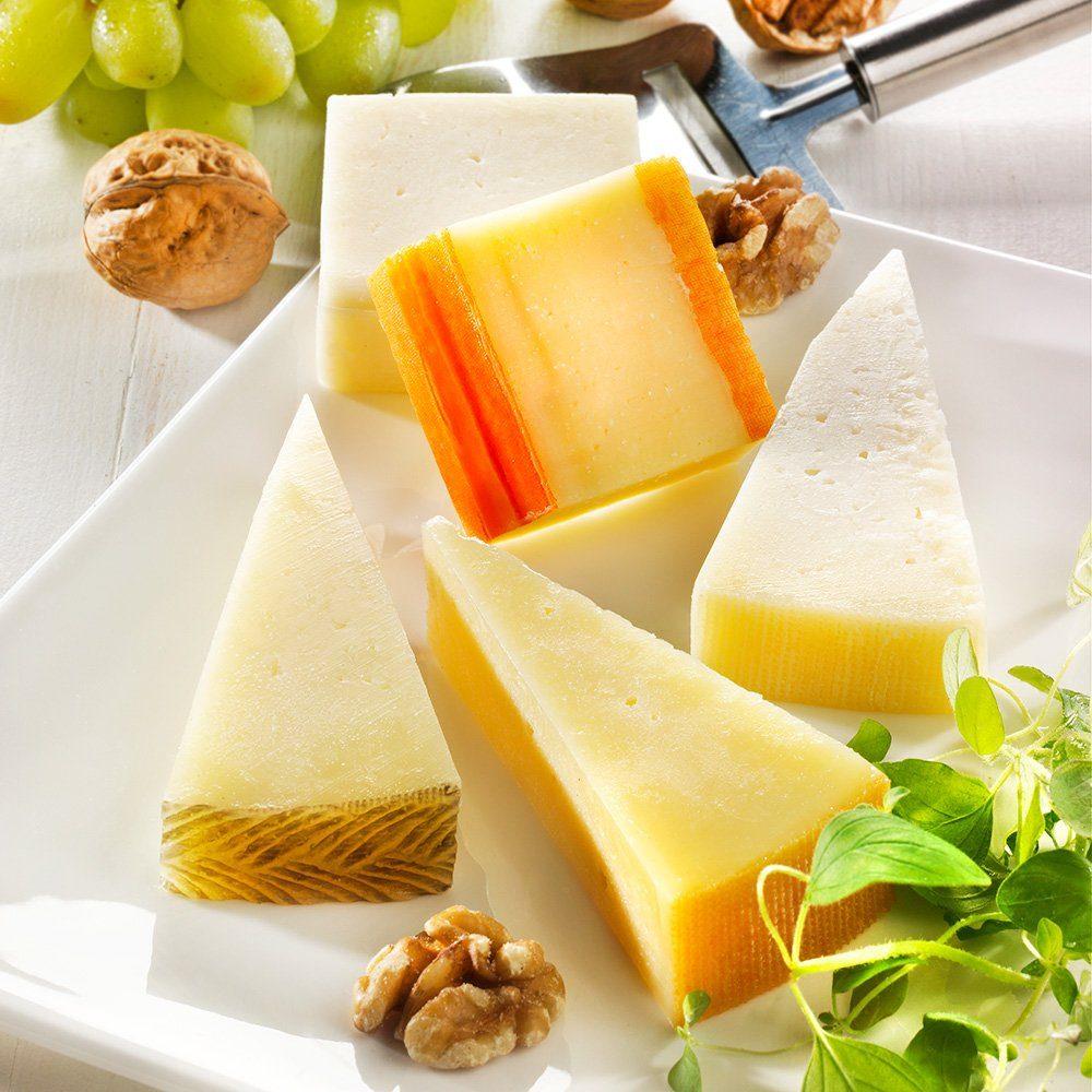Ruwisch & Zuck Spanische Käseplatte, 5 Sorten