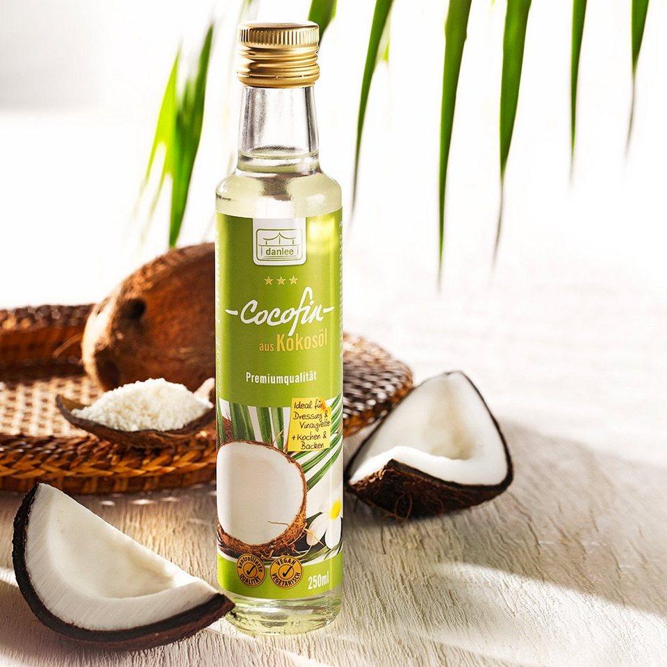 Danlee Kokosöl 250 ml