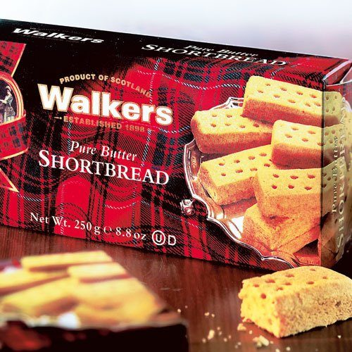 Walkers Shortbread Fingers WALKERS