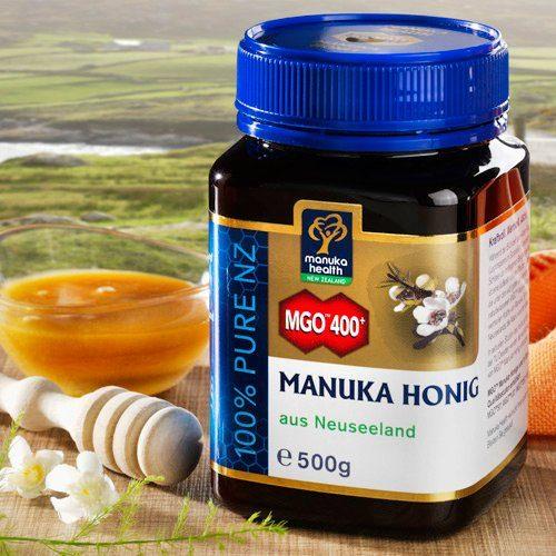 Manuka Health Manuka-Honig MGO™ 400+