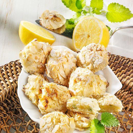 Bückers-Backhaus Zitrönchen Zitronengebäck mit Marzipan