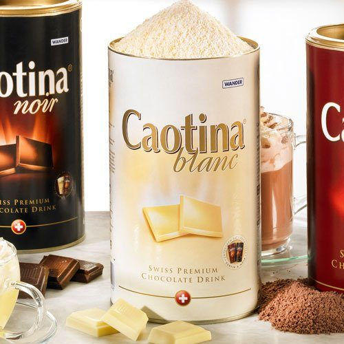 Caotina Caotina blanc