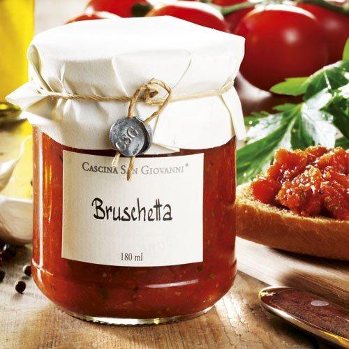 Cascina Bruschetta Tomatenaufstrich 180 ml