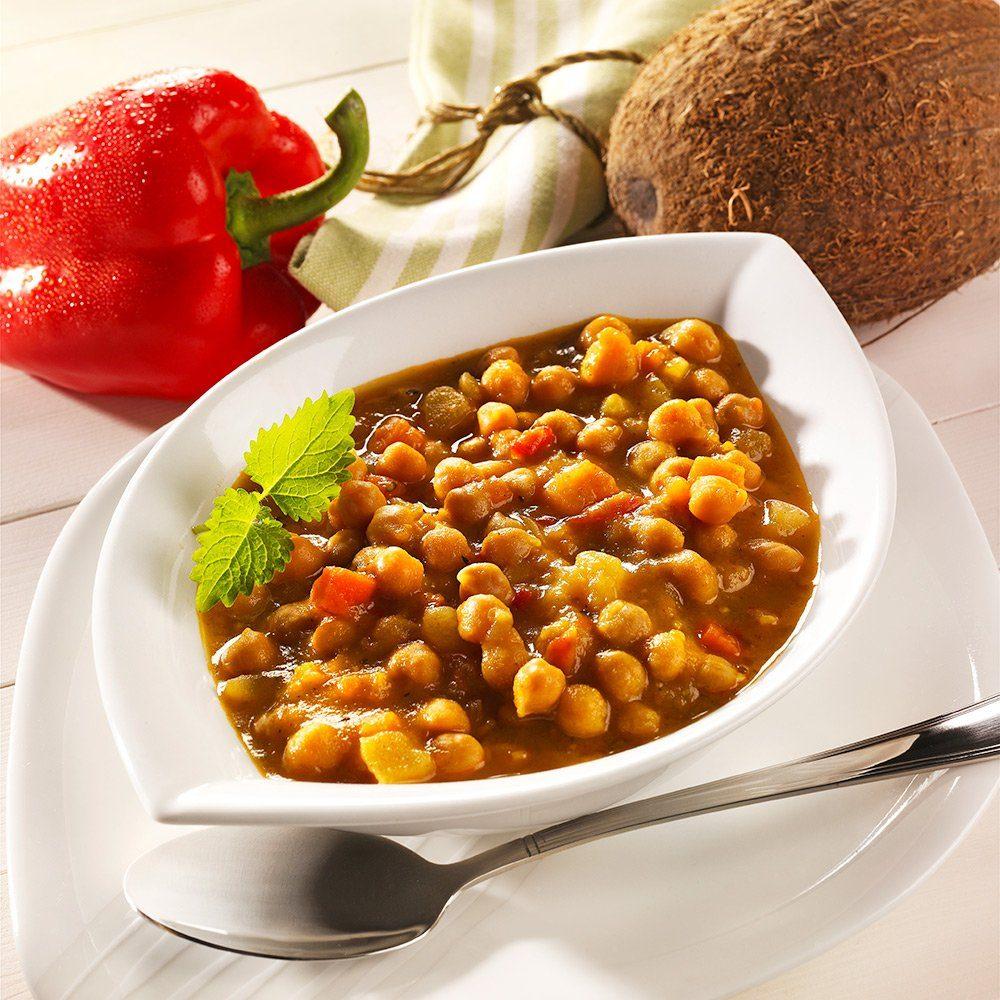 WDM Orientalische Kichererbsen-Suppe Bio vegan