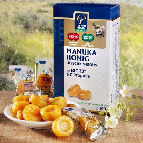Manuka Health Manuka MGO™ 400+ Propolis Bonbons