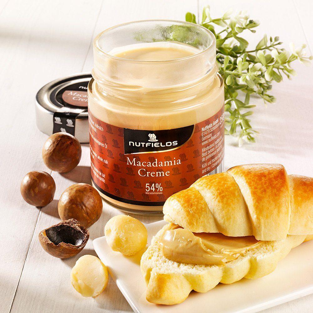Nutfields Brotaufstrich Macadamia Creme