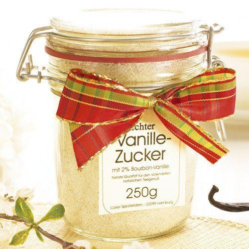 Collier Spezialitäten Vanillezucker