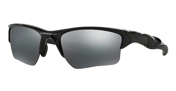 Oakley Herren Sonnenbrille »HALF JACKET 2.0 XL OO9154« in 915401 - schwarz/schwarz