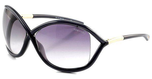 Tom Ford Damen Sonnenbrille » FT0573«, rosa, 74F - rosa/braun