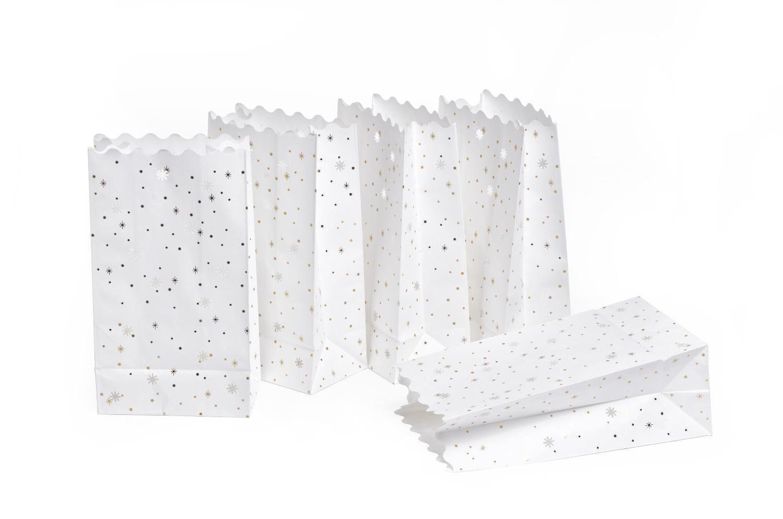 """Paper Poetry Lichttüten """"Hotfoil XL"""" 5 Stück"""