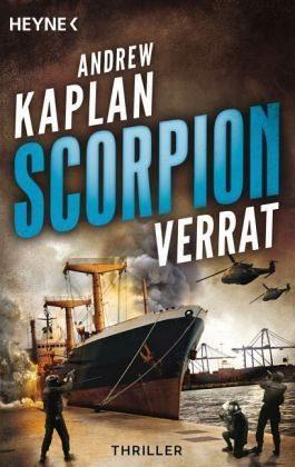 Broschiertes Buch »Verrat / Scorpion Bd.3«