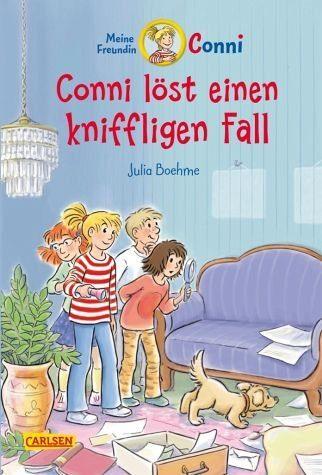 Gebundenes Buch »Conni löst einen kniffligen Fall / Conni...«
