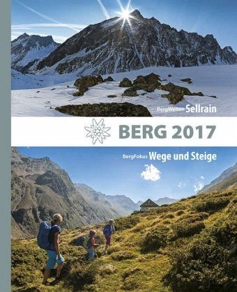 Gebundenes Buch »Berg 2017«