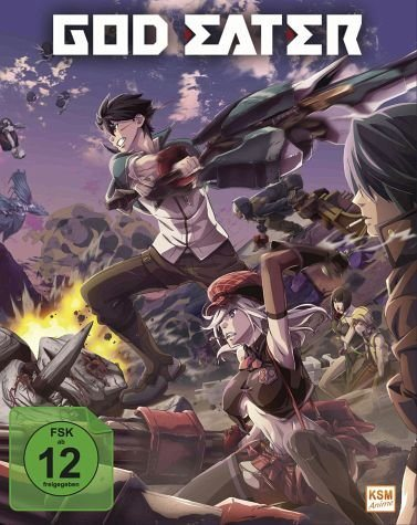 Blu-ray »God Eater, Ep. 01-05«