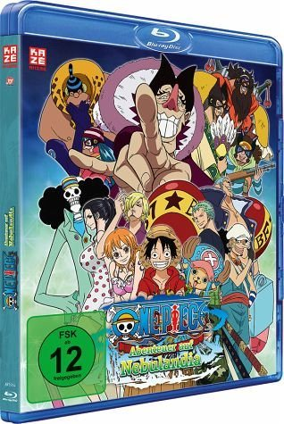Blu-ray »One Piece - TV Special: Abenteuer auf Nebulandia«