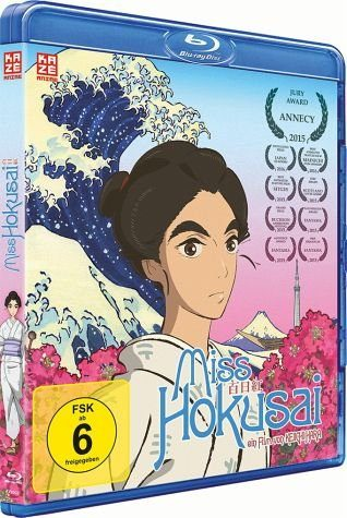 Blu-ray »Miss Hokusai«