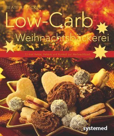 Broschiertes Buch »Low-Carb-Weihnachtsbäckerei«