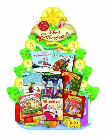 Broschiertes Buch »Pixis Riesen Weihnachtsbaum«
