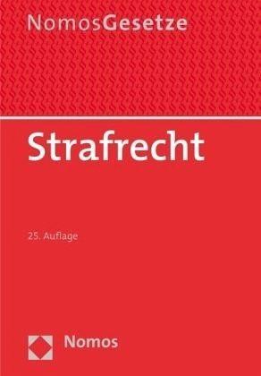Broschiertes Buch »Strafrecht«
