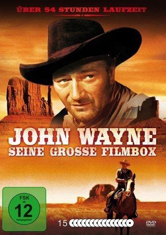 DVD »John Wayne Box DVD-Box«
