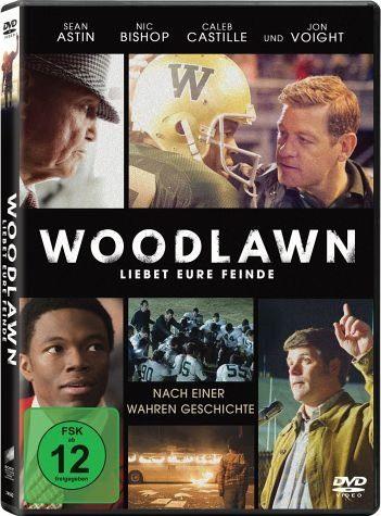 DVD »Woodlawn - Liebet eure Feinde«