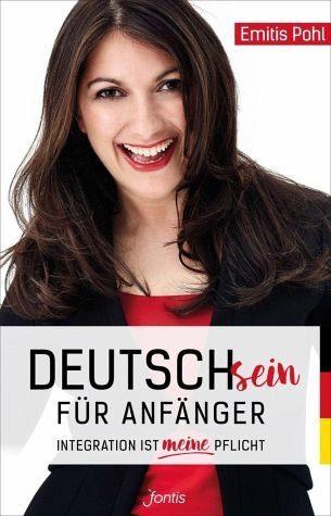 Buch mit Leinen-Einband »Deutschsein für Anfänger«