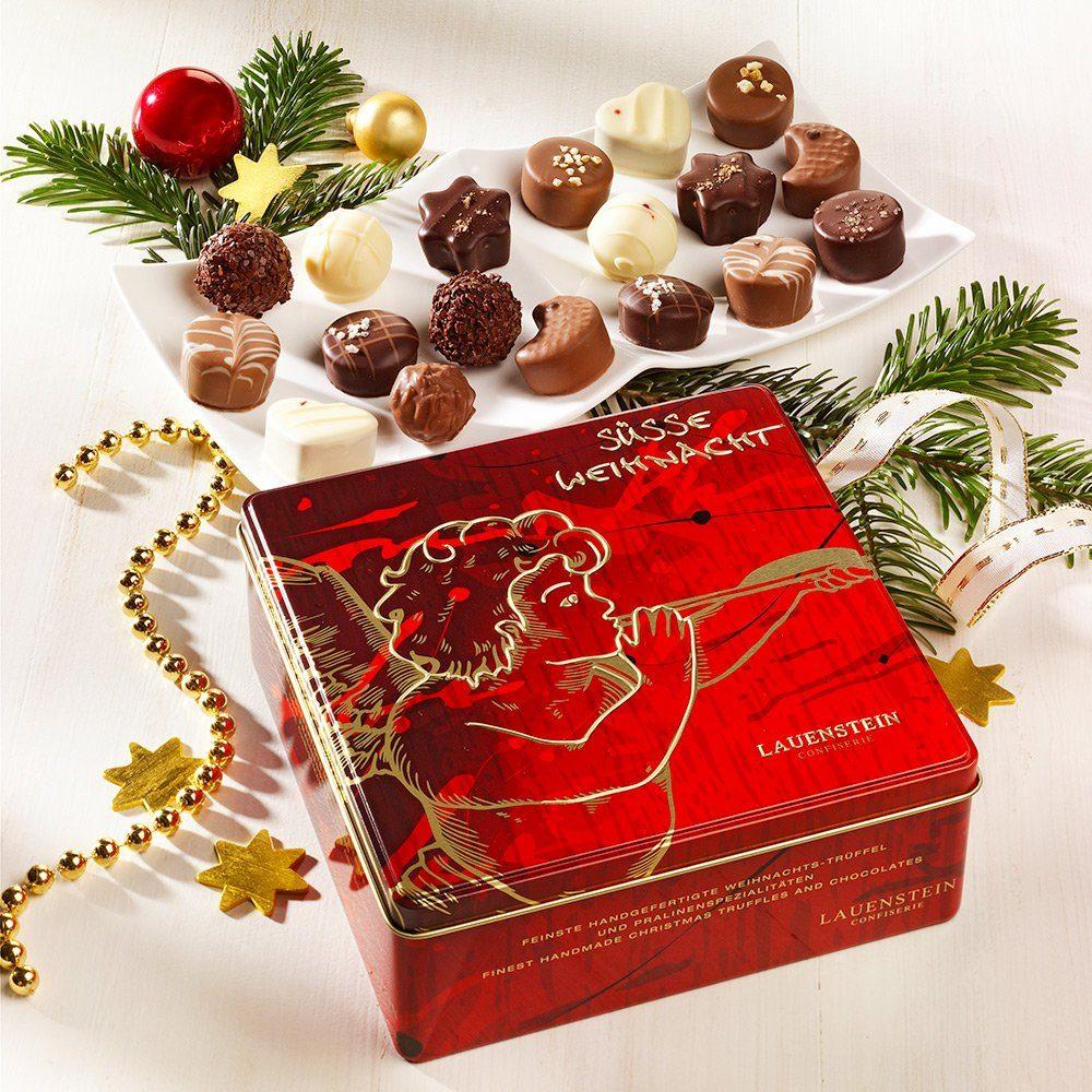 Lauenstein Pralinendose Süße Weihnacht von Lauenstein