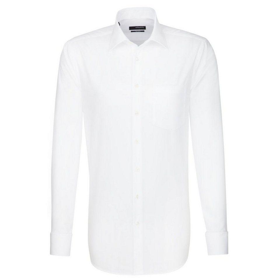 Seidensticker Businesshemd in weiß