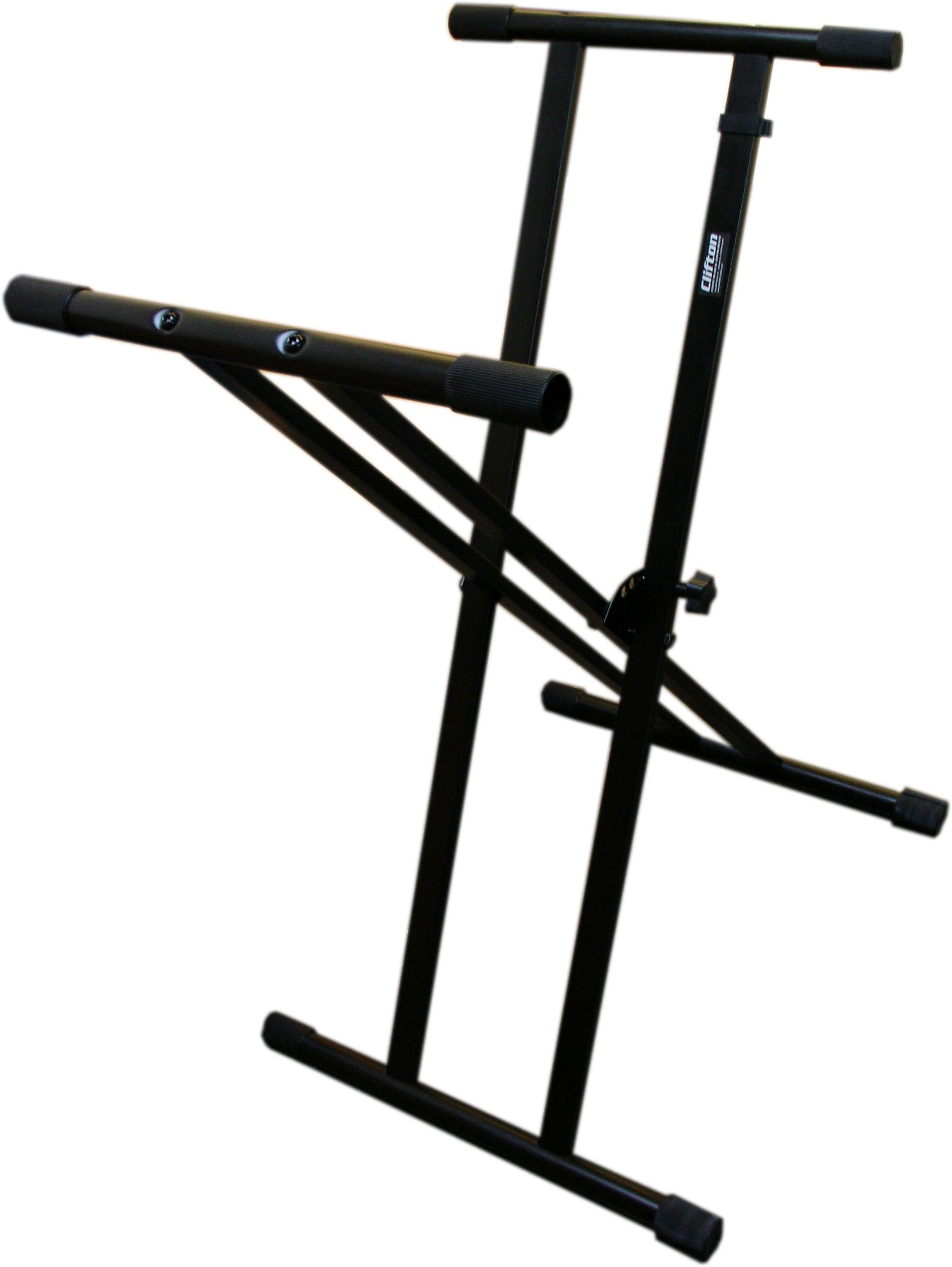 Clifton Keyboardständer, »Keyboardstand double cross«