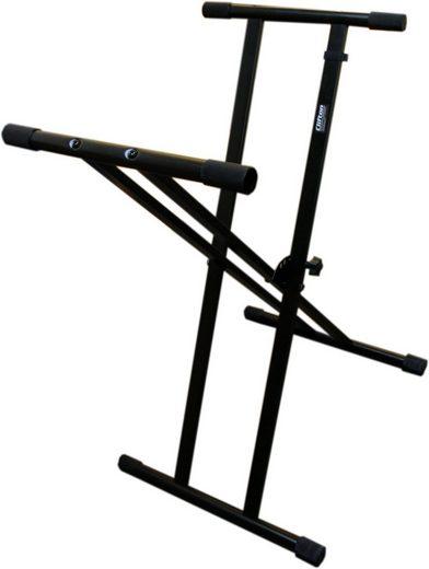 Clifton Keyboardständer »Keyboardstand double cross«, (1-tlg)