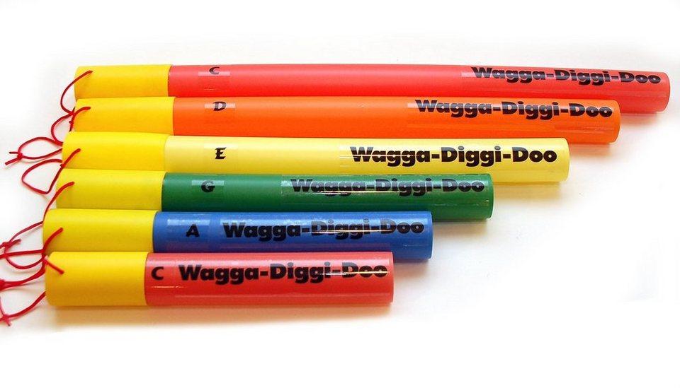 Clifton Klangröhren, »Wagga Diggi Dou«